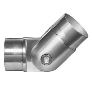 adjustable stainless knuckle joint cable railing