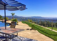 Balau & Square Stainless Steel Cable Railing - Santa Rosa, CA