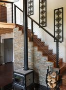 Black Aluminum Cable Railing - Benedicta, ME