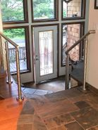 Stainless Steel Round Cable Railing - Lincoln City, OR