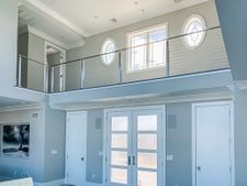 Square Stainless Cable Railing - Manahawkin, NJ