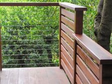 Cable Railing Hardware - Mill Valley, CA