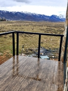 Black Aluminum Cable Railing - Ogden, UT