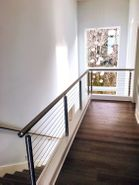 Stainless Steel Round Cable Railing - Otis, OR