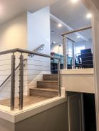Stainless Steel Round Cable Railing - Pacific City, OR