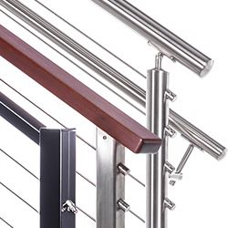 Top Rails & Handrails