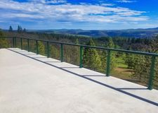 Custom-Colored Aluminum Cable Railing - Washougal, WA