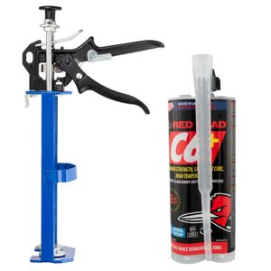 Red Head Epcon C6+ Epoxy Kit for Stainless Posts & Rails