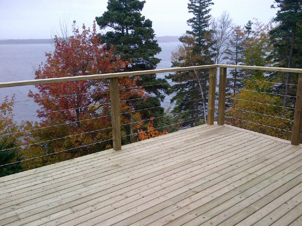 Cable Railing Systems Stainless Cable Amp Railing Inc