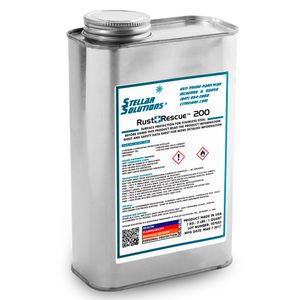 Rust Rescue - Stainless Steel Protection