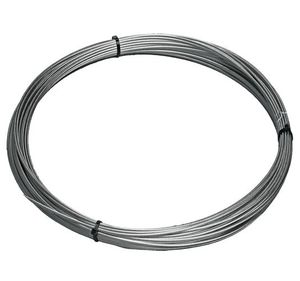 """Stainless Steel Cable 1/8"""" 100ft. Roll"""