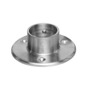 stainless steel mounting base cable railing