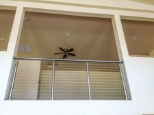 Stainless Steel Round Cable Railing - Issaquah, WA