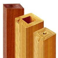 Wood Posts & Components