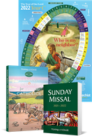 Family Liturgical Pack 2022 &ndash; <em>Prepare your family for the new liturgical year!</em>