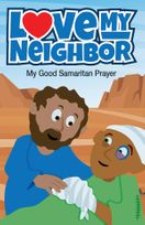Love My Neighbor Prayer Card - Children