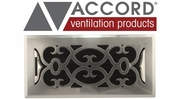 Accord Victorian Design Floor Registers