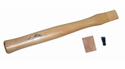 AJC Tool 009-MH  Wood Handle For 005-MH Mag-Hatch with Wedge