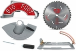 """Big Foot SK-1025KIT-1  10-1/4"""" Beam Saw Adapter Kit (Style 1 for 2014 and Older 77 Model Worm Drive Saws)"""