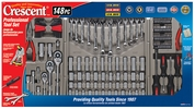 Crescent CR-CTK148MPN  148 Piece Professional Tool Set with Storage Case