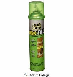 Dap  7565020012  Touch'N Foam MaxFill Triple Expanding Sealant - Tan 20-oz