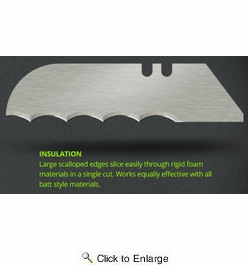 EDC GBH00103  Utility Blades Insulation - 3 Pack