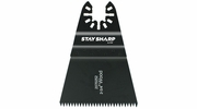 "Exchange-A-Blade 2070252  Stay Sharp 2-3/4"" HCS Speedy Flush Cut Oscillating Tool Blade for Wood"