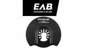 Exchange-A-Blade Oscillating Tool Blades