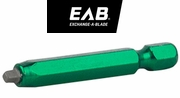 Exchange-A-Blade Square Recess Screwdriver Bits
