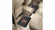 "Fan Mats 12272  Texas Tech University Red Raiders 14"" x 17"" Utility Mats 2 per Package"