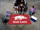 "Fan Mats 14031  Texas A&M University Aggies 3.25"" x 24"" Drink Mat"