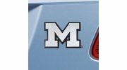 Fan Mats 14824  University of Michigan Wolverines Emblem