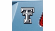 Fan Mats 14899  Texas Tech University Red Raiders Emblem