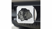 Fan Mats 14963  NHL - Chicago Blackhawks Hitch Cover