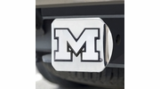 Fan Mats 14996  University of Michigan Wolverines Hitch Cover