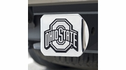 Fan Mats 15049  Ohio State University Buckeyes Hitch Cover