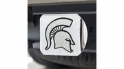 Fan Mats 15073  Michigan State University Spartans Hitch Cover