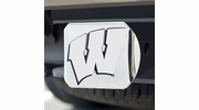 Fan Mats 15091  University of Wisconsin Badgers Hitch Cover