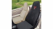 Fan Mats 15098  Texas Tech University Red Raiders Seat Cover (1 Cover)