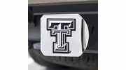 Fan Mats 15100  Texas Tech University Red Raiders Hitch Cover