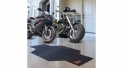 "Fan Mats 15242  Texas Tech University Red Raiders 82.5"" x 42"" Motorcycle Mat"