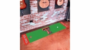 "Fan Mats 9083  Texas Tech University Red Raiders 18"" x 72"" Putting Green Mat"