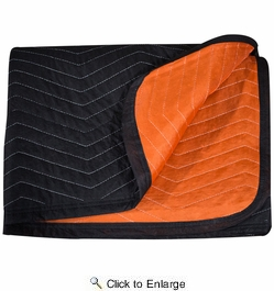 """ForeArm Forklift FFMB  Moving Blanket Full Size 72"""" X 80"""" 2 Sided"""