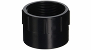 "Genova Products 80315  1-1/2"" ABS-DWV Hub Adapter to 1-1/2"" Female Pipe Thread FIP (Hub x FIP)"