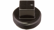 "Genova Products 81815  1-1/2"" ABS-DWV Male Threaded Plug (MIP)"