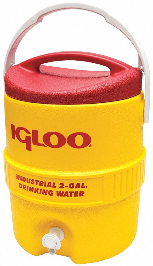 Igloo 421 2 Gallon Industrial Water Cooler - 400 Series
