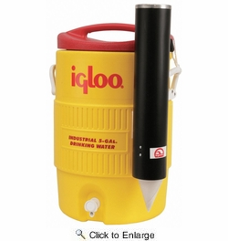 Igloo 8242  Plastic Cup Dispenser for 4 to 4-1/2 oz Cups