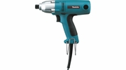 "Makita 6952  Impact Driver 1/4"" Hex Corded 88.5-Ft Lbs"