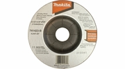 "Makita 741423-B  Grinding Wheel 4-1/2"" x 1/4"" x 7/8"" 24 Grit, General Purpose Metal"