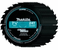 "Makita A-94530-10 7-1/4"" 24T Carbide Tipped, Ultra Coated Circular Saw Blade, Framing, 10 per package"